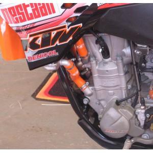 Silicone Radiatorslangen KTM 4 Takt