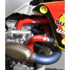 Silicone Radiatorslangen Suzuki 4  Takt