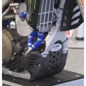 Silicone Radiatorslangen Yamaha 4  Takt